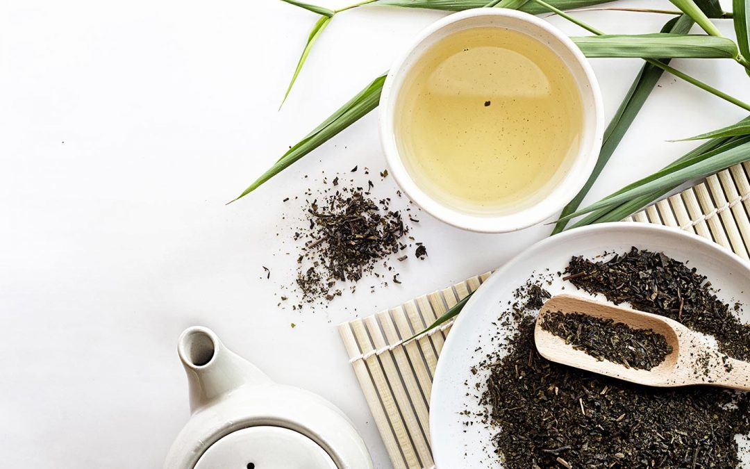 What Green Tea Does for Your Skin?